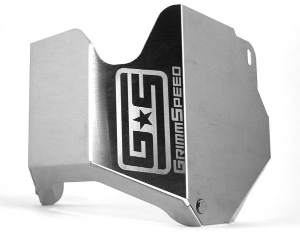 GrimmSpeed Stainless Turbo Heat Shield for Subaru