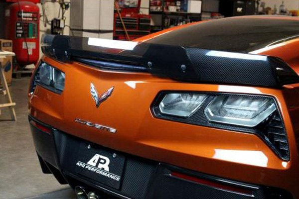 APR Rear Tail Light Bezels for Corvette C7