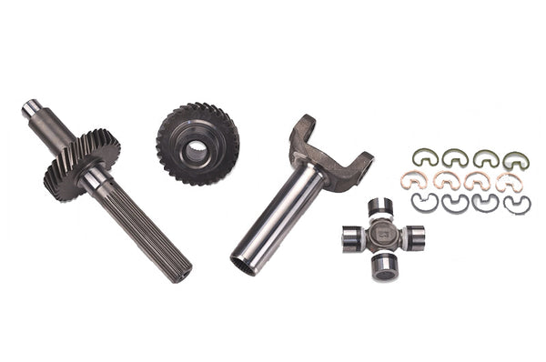 IAG Performance Chromoly Transfer Gears For 1.1:1 Transmission for 2006+ STI