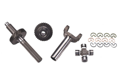 IAG Performance Chromoly Transfer Gears For 1:1 Transmission 2004-2005 STI