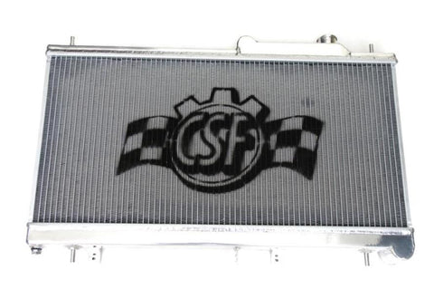 CSF Aluminum Racing Radiator for 2008-2014 WRX / 2008+ STI