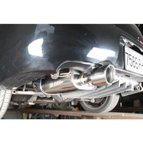 Invidia Q300 Stainless Steel Catback Exhaust For 2002-2007 WRX/STI
