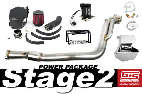 GRIMMSPEED STAGE 2 POWER PACKAGE For 2008-2014 Subaru WRX