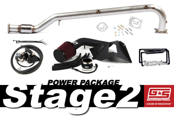 GrimmSpeed Stage 2 Power Package For 2015+ WRX