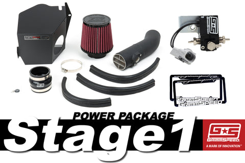 GRIMMSPEED STAGE 1 POWER PACKAGE For 2008-2014 Subaru STI