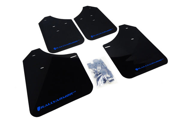 Rally Armor UR Mud Flap w/ Logo For 2002-2007 Subaru WRX / STI
