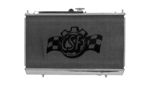 CSF Racing Aluminum Radiator for 2003-2006 Evo 8/9