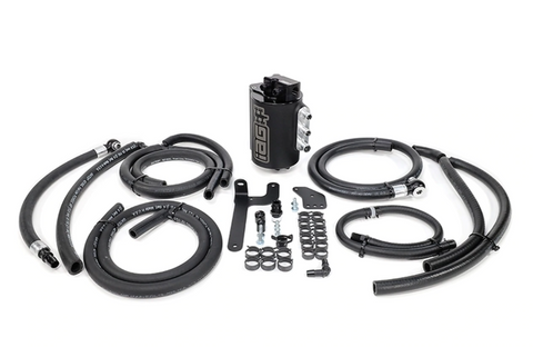 IAG Performance V3 Black Street Series Air / Oil Separator 2015+ WRX