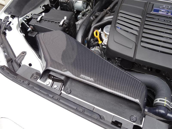 Prova Carbon Finish Intake Duct for Subaru WRX 2015+