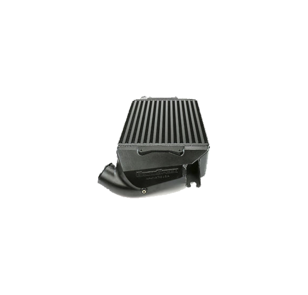 GrimmSpeed Black Thermal Coated Top Mount Intercooler for 2015+ WRX