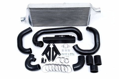 Process West Front Mount Intercooler Kit Silver For 2015+ WRX