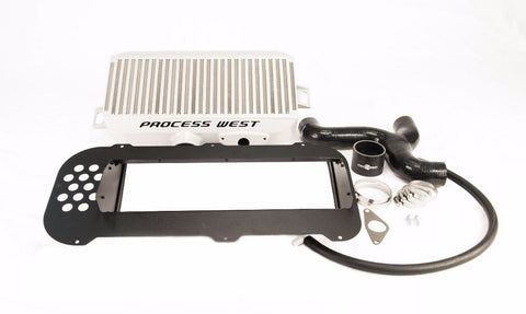 Process West Top Mount Intercooler w/ Shroud Kit For 2004-2007 Forester XT