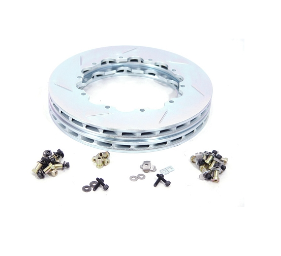 Girodisc 2pc Rear Rotors Ring Replacements For STI