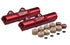 IAG Performance V3 Red Top Feed Fuel Rails For 2002-2014 WRX / 2007+ STI / 2008-2012 Legacy GT / 2006-2013 Forester XT