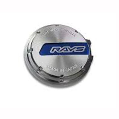 Gram Lights 57CR/57DR WR Center Cap Chrome w/ Blue Logo