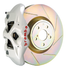 Brembo GT Systems Monobloc 4 Piston 326mm Slotted (White) For 2013+ BRZ/FRS