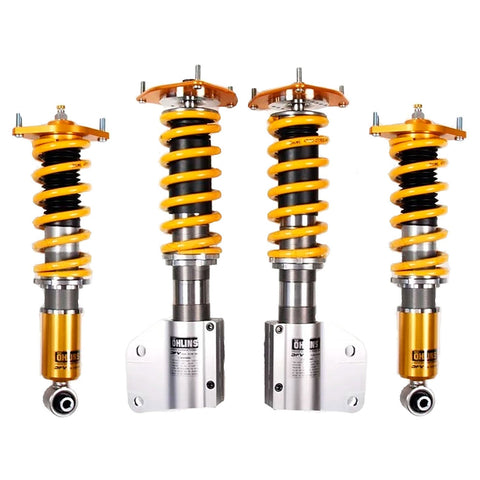 Ohlins Road & Track Coilovers For Evo X