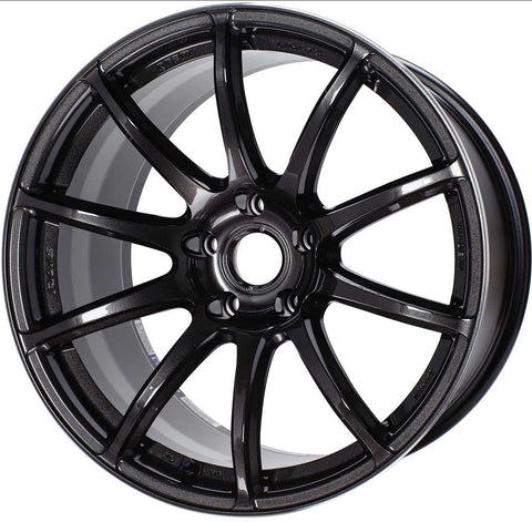 Rays Gram Lights 57Transcend 19x9.5 (+38) 5x120 Super Dark Gunmetal
