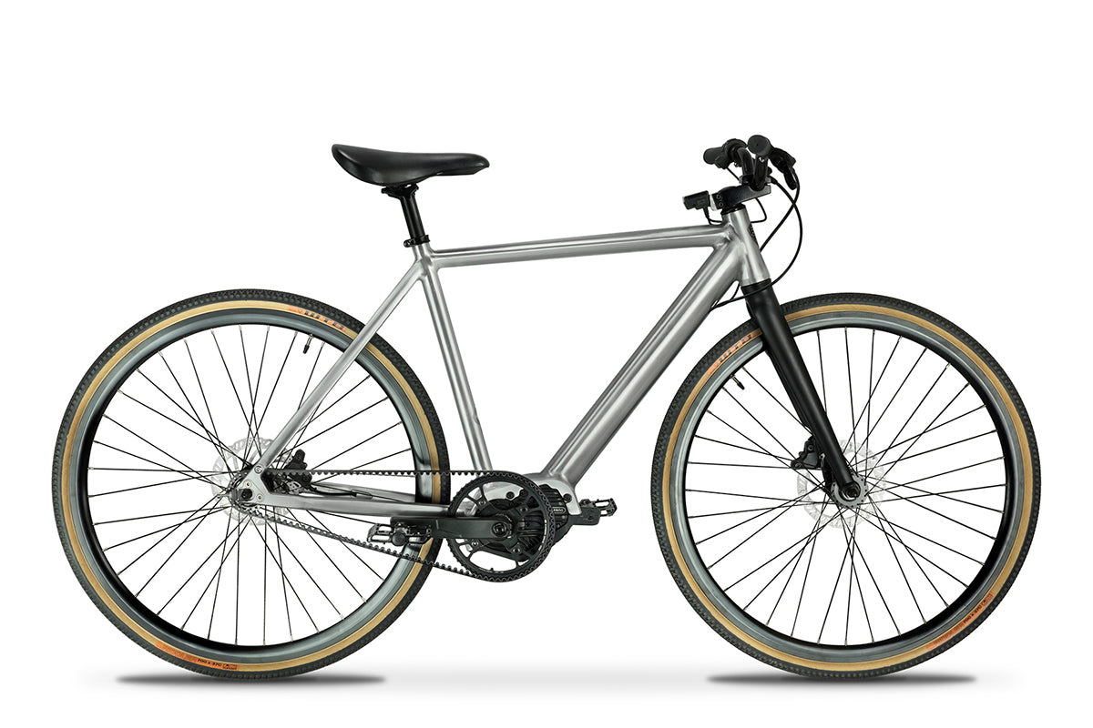 Enki Cycles Miller with Bafang mid drive m600 motor