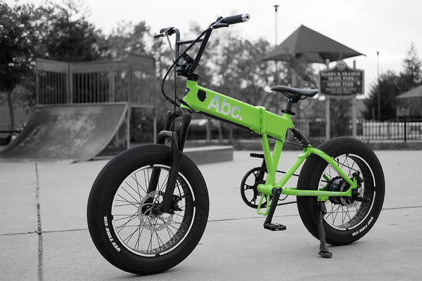 ABCxENKI Billy ebike
