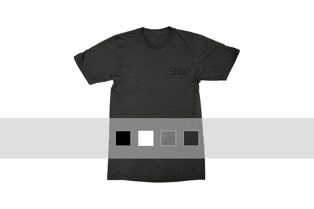Enki Crew T-shirt - Mens