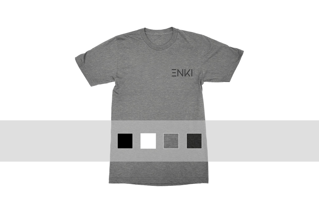 Enki Women's Crew T-shirt - swatch
