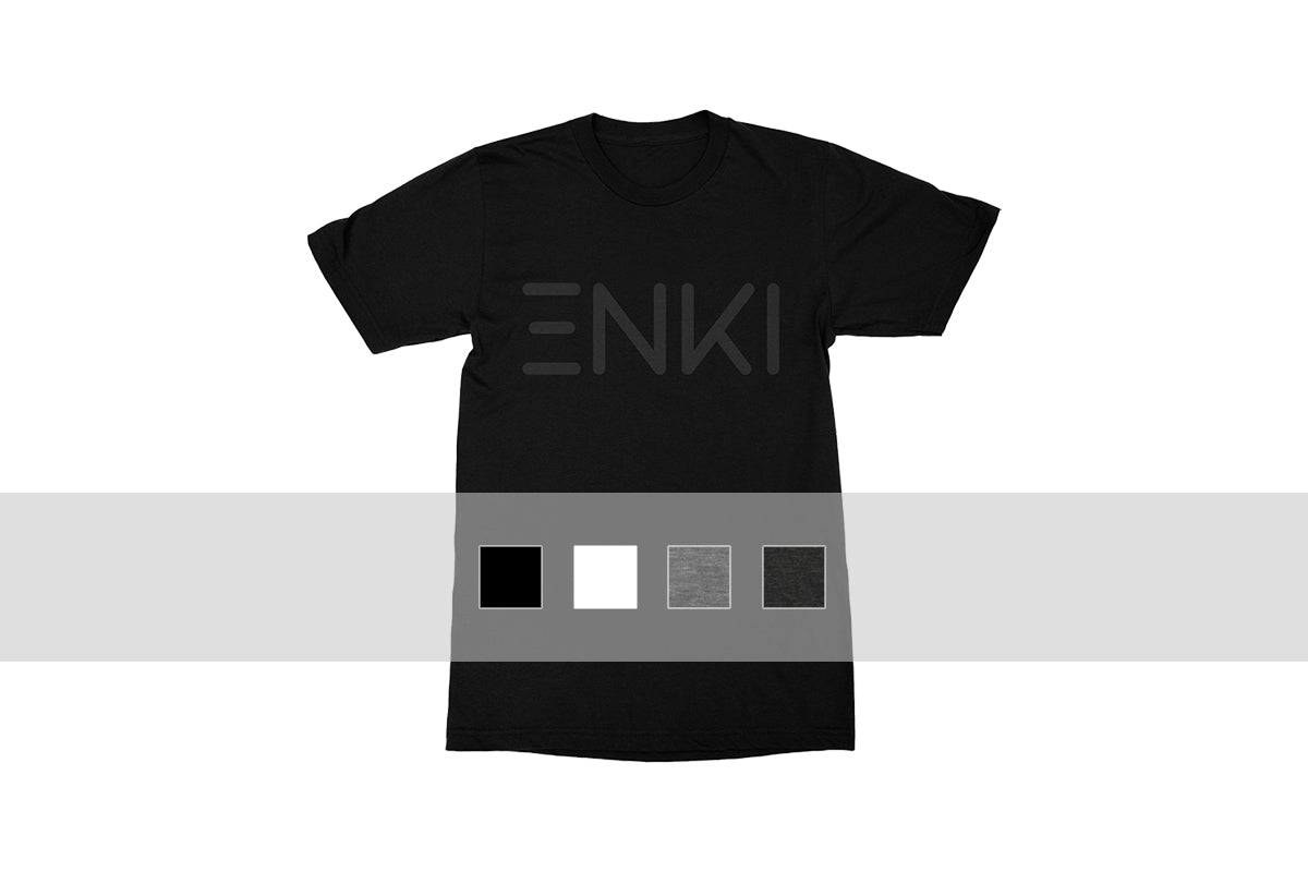 Mens Enki Fam Bam T-shirt - Black / All colors