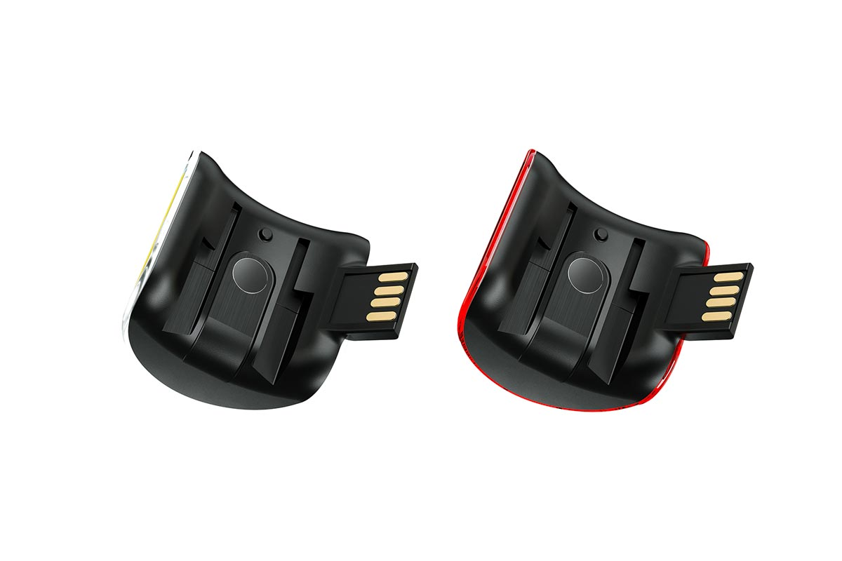 Knog Lil' Cobber Twinpack | Front + Rear Bike Lights