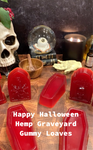 Giant Headstone Sliceable Gummy  (flavor options click here)
