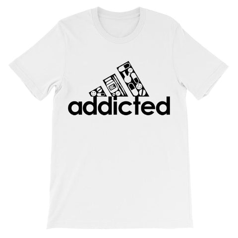 Addicted Unisex Tee - More Colors Available