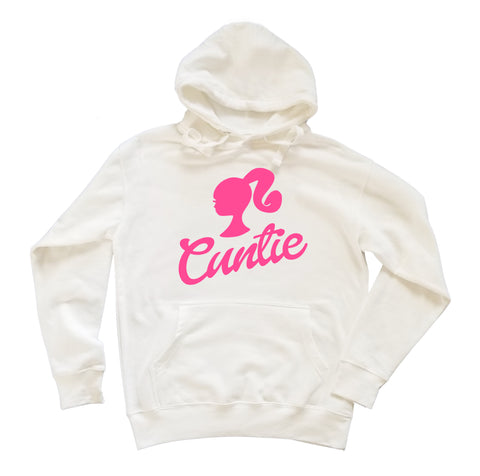 Cuntie Silhouette Hoodie Unisex - More Colors Available