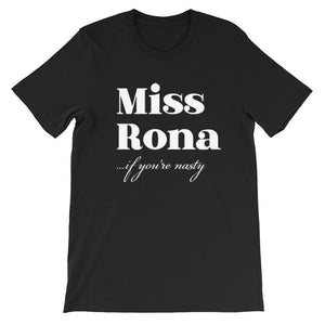 Miss Rona Tee - More Colors Available