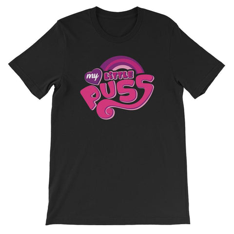 My Little Puss Tee Unisex - More Colors Available