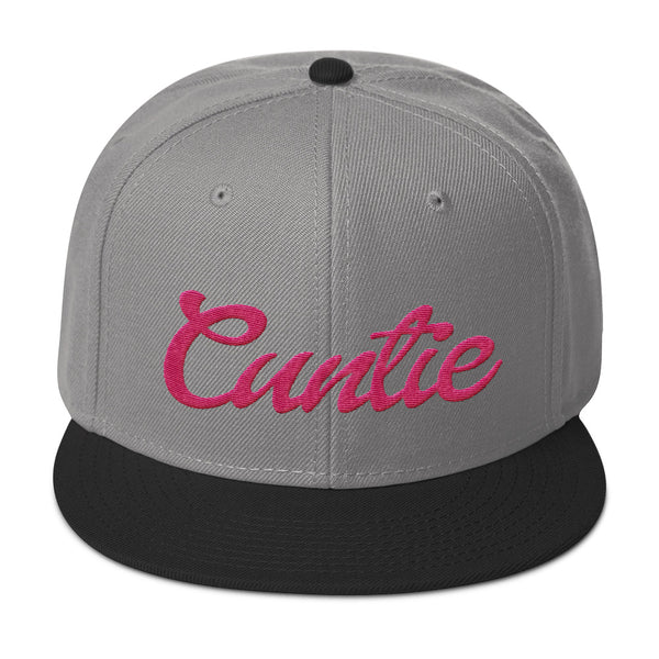 Cuntie Snapback - More Colors Available
