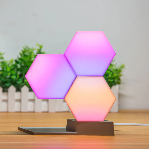 Quantum Lamp SMART Touch Enabled App Controlled Multi-color