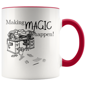 Making MAGIC (chaos) happen - Mug