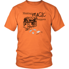 Making MAGIC (chaos) Happen - Unisex T-shirt