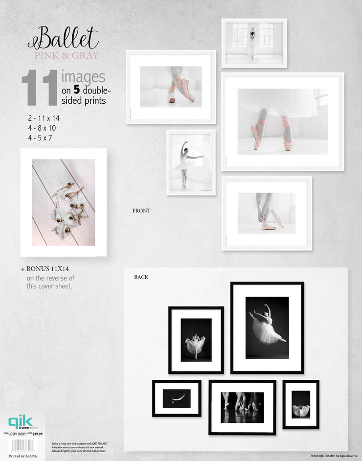 Template - 3pc Double-Sided Print Set