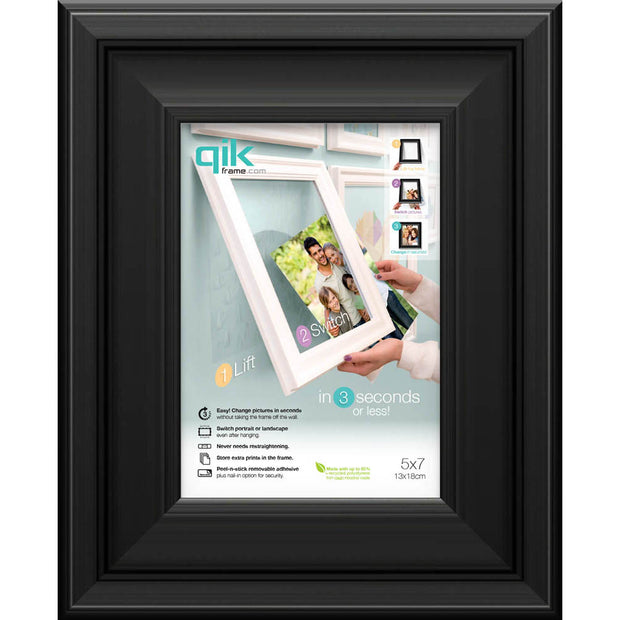 10pc Gallery Wall Set - Q53 Century - Black