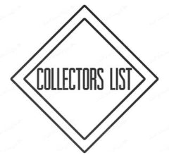Collectors List