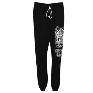 "Twitching Tongues ""Double Devil"" Joggers"