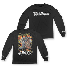 "Twitching Tongues ""Double Devil"" Long Sleeve"