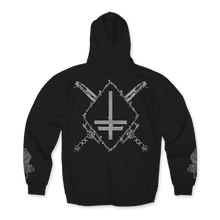 "Twitching Tongues ""Skull Panther"" Hoodie"