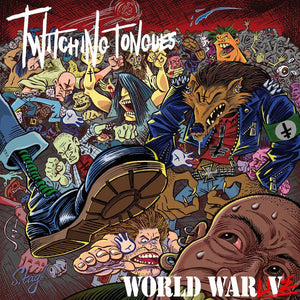 "Twitching Tongues ""World War Live"""