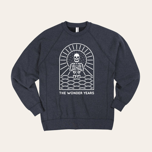 The Wonder Years Skeleton Crewneck