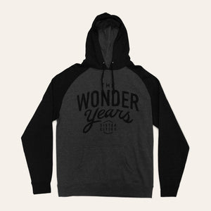"The Wonder Years ""League"" Raglan Hoodie"
