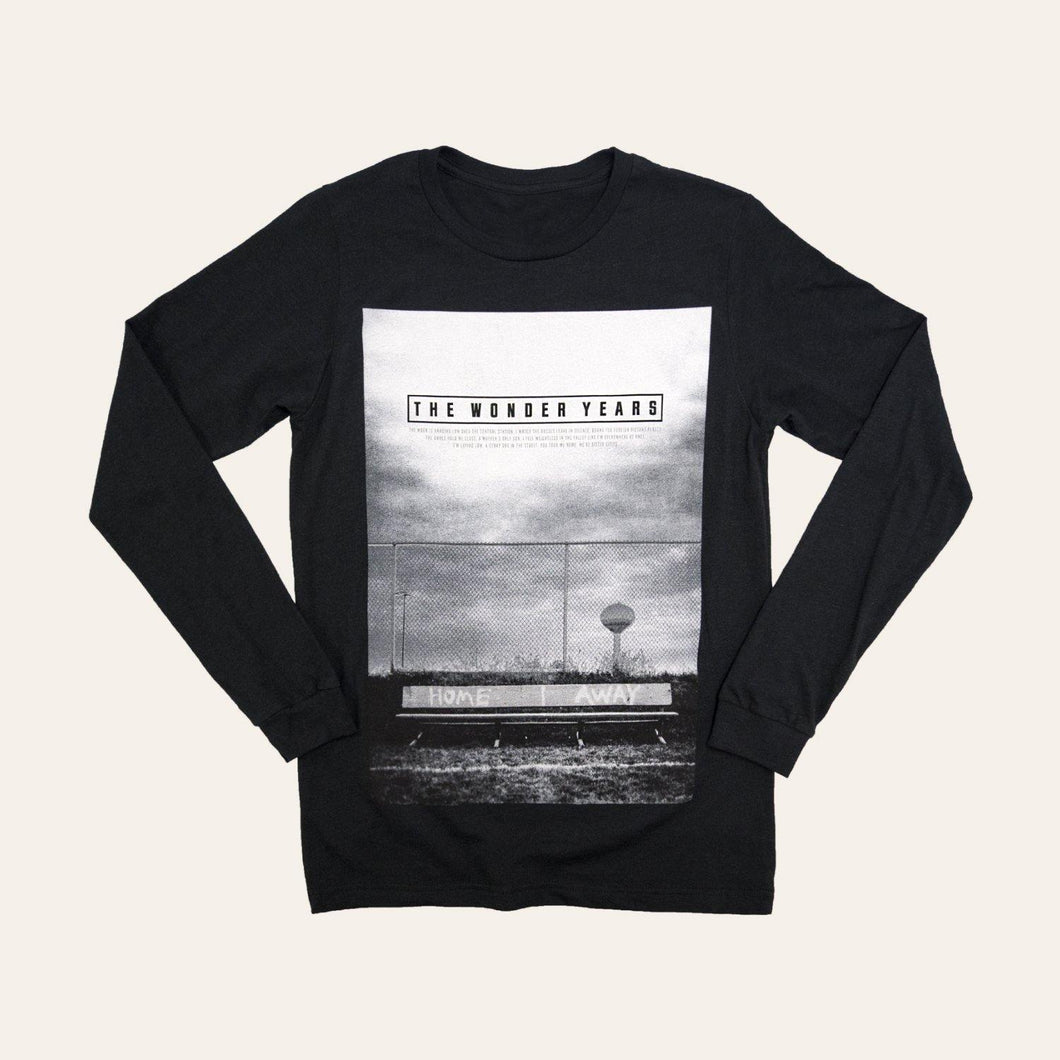 The Wonder Years Movie Poster Long Sleeve