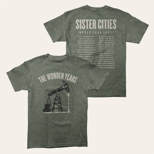 The Wonder Years Tour 2018 Shirt
