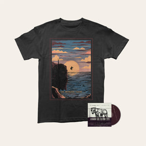 The Wonder Years Sister Cities CD T-Shirt Bundle