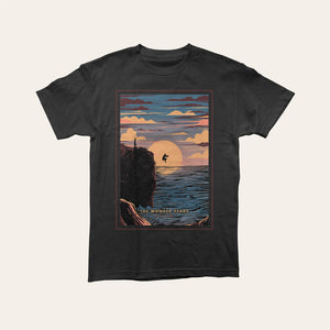 The Wonder Years Sunset Shirt